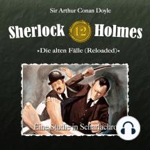 Sherlock Holmes, Die alten Fälle (Reloaded), Fall 12: Eine Studie in Scharlachrot