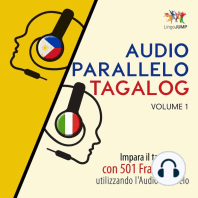 Audio Parallelo Tagalog