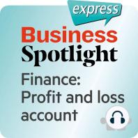 Business Spotlight express – Finanzen – Gewinn- und Verlustrechnung