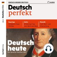 Deutsch lernen Audio - Deutsch heute