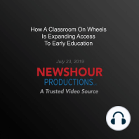 How A Classroom On Wheels Is Expanding Access To Early Education