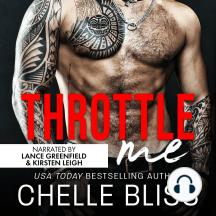 Throttle Me: A Romantic Suspense Novel
