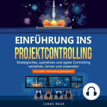 Einführung ins Projektcontrolling: Strategisches, operatives und agiles Controlling lernen, verstehen und anwenden – mit vielen Anwendungsbeispielen