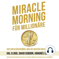 Miracle Morning für Millionäre