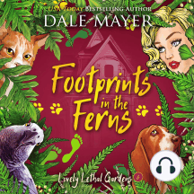 Footprints in the Ferns: Book 6: Lovely Lethal Gardens