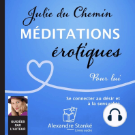 Méditations érotiques: Pour lui