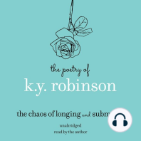 Poetry of K.Y. Robinson, The