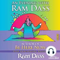 An Evening With Ram Dass