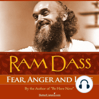 Fear, Anger and Love