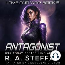 Antagonist: Love and War, Book 5