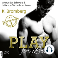 Play for Love - The Player 1