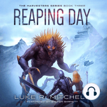 Reaping Day: A Post-Apocalyptic Alien Invasion Adventure