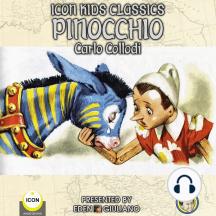 Icon Kids Classics Pinocchio