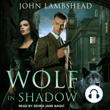 Wolf in Shadow