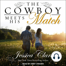 The Cowboy Meets His Match: The Wyoming Cowboys, Book 4