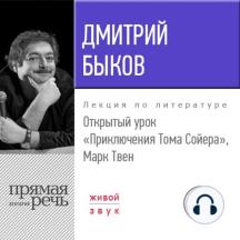 Лекция «Открытый урок. Приключения Тома Сойера. Марк Твен»