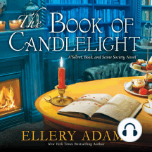 The Book of Candlelight: Secret, Book, & Scone Society, Book 3