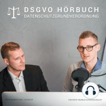 DSGVO Hörbuch: Datenschutzgrundverordnung