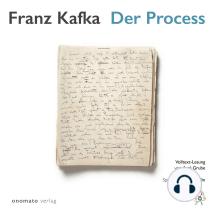 Der Process: Gelesen von Axel Grube