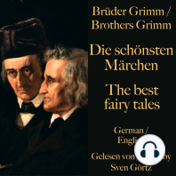 Die schönsten Märchen der Brüder Grimm – The best fairy tales of the Brothers Grimm