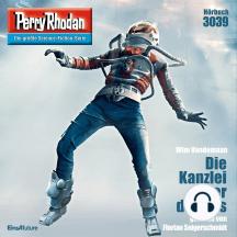 """Perry Rhodan 3039: Die Kanzlei unter dem Eis: Perry Rhodan-Zyklus """"Mythos"""""""