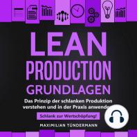 Lean Production - Grundlagen