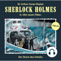 Sherlock Holmes, Die neuen Fälle, Fall 43
