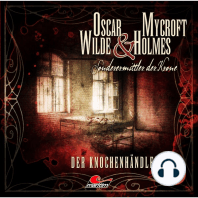 Oscar Wilde & Mycroft Holmes, Sonderermittler der Krone, Folge 24