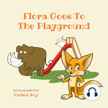 Flora Goes To The Playground