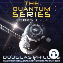 The Quantum Series: Books 1 - 3