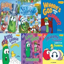 VeggieTales Children's Book Collection: Big Idea Books / VeggieTales