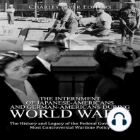 Internment of Japanese-Americans and German-Americans during World War II, The