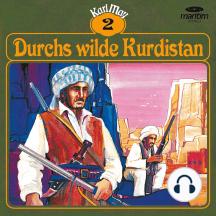 Karl May, Grüne Serie, Folge 2: Durchs wilde Kurdistan
