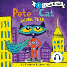 Pete the Cat: Super Pete
