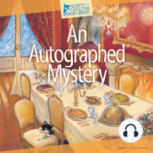 An Autographed Mystery