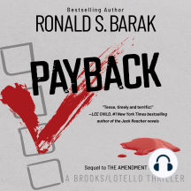 Payback: A Brooks/Lotello Thriller