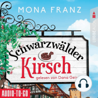 Schwarzwälder Kirsch - Christa Haas' erster Fall
