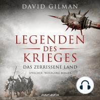 Das zerrissene Land - Legenden des Krieges 5