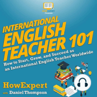 International English Teacher 101