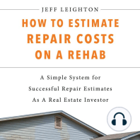 How To Estimate Repair Costs On A Rehab