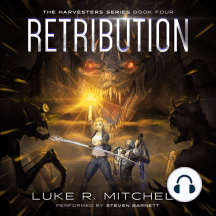 Retribution: A Post-Apocalyptic Alien Invasion Adventure