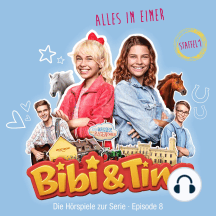 Bibi & Tina - S1/08: Alles im Eimer (Hörspiel zur Serie): Amazon Prime Original Serie