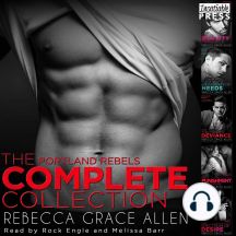 Portland Rebels: The Complete Collection: The Portland Rebels Series