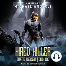 Hired Killer: Cryptid Assassin, Book 1