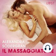 Il massaggiatore - Racconto erotico
