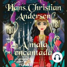 A mala encantada: Hans Christian Andersen's Stories