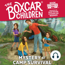 Mystery at Camp Survival