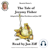 The Tale of Jeremy Fisher