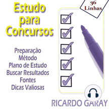 Estudo para Concursos