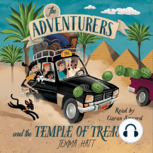 The Adventurers and the Temple of Treasure